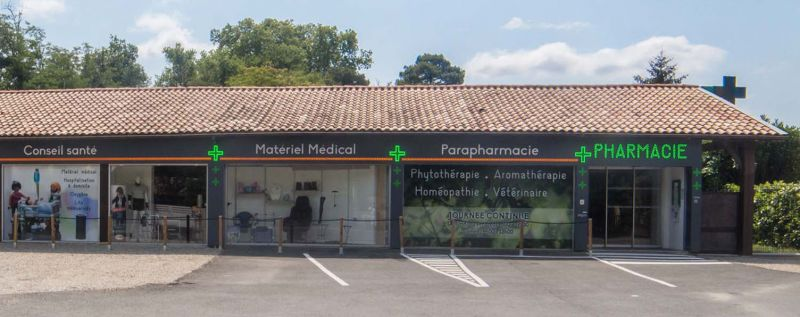 Pharmacie De Saint Morillon